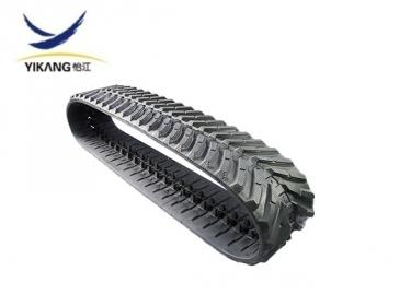 Rubber track 450x100x50MS for excavator bulldozer