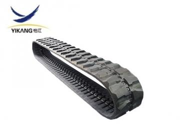 Rubber track 450x81.5x76 for engineering machine