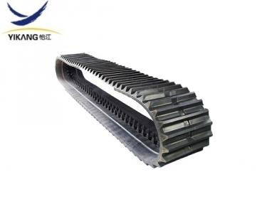 Morooka rubber track 600x100x80