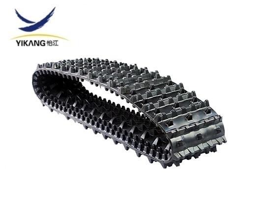 Snowmobile rubber track 250x72x36