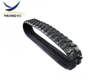 Engineering excavator rubber track 230x48x70