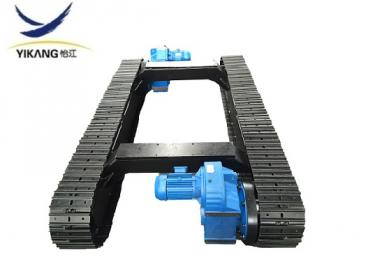 coal steel track undercarriage for Mine rescue vehicle