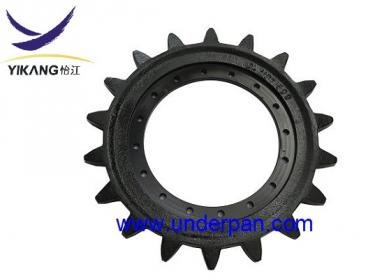 MST1500 sprocket for Morooka track dump