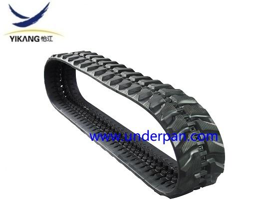 Rubber track 300x53x80