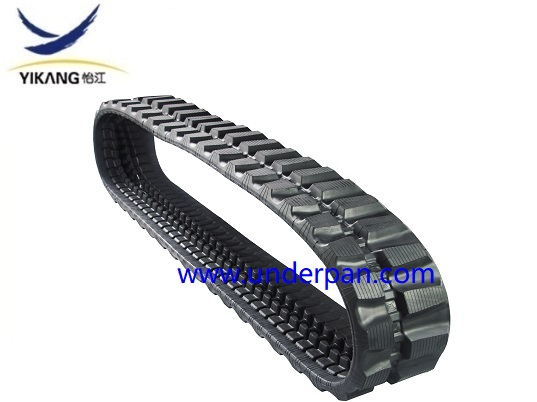 Rubber track 300x55.5x78Y