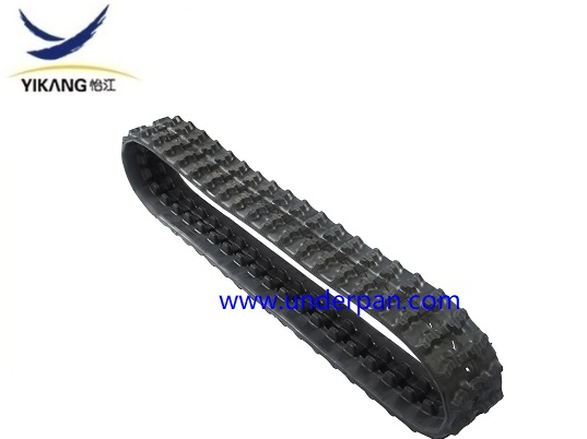 Small rubber track 150x60x45 for excavator machiner