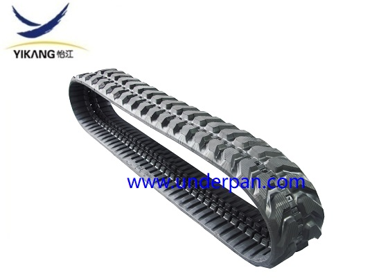 Rubber track 300x52.5x80N